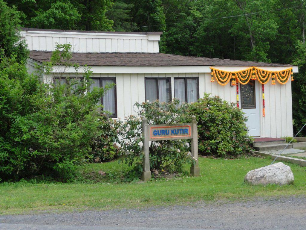 Bapuji's-residence